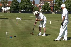 The croquet World Championship is coming to Sussex. Photo courtesy of Juliet Mead