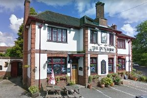 The Dun Horse Inn, Mannings Heath, pictured in 2009 SUS-181024-121957001