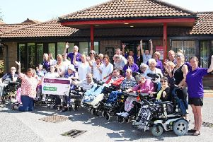 St Bridgets care home in Ilex Close, Rustington, was rated as outstanding by the Care Quality Commission. Picture: Derek Martin