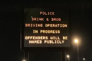 Northamptonshire Police's summer drink and drug-driving campaign. Photo: Northamptonshire Police/Twitter