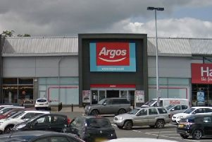 The County Oak Argos store, picture by Google Street View