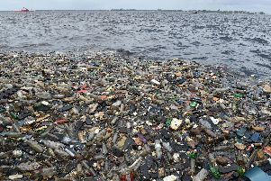 Plastic pollution is a major global problem. Picture: Getty Images