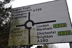 Funding of �26m has been secured to improve the A259