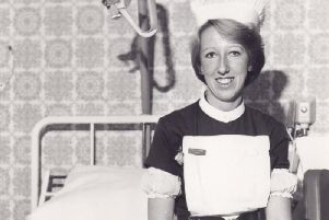 Star Northampton nurse Jackie Phillips has been awarded for a lifetime of service.
