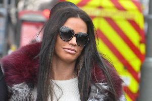 Cheryl Gibbs believes Katie Price is violating the sanctity of marriage  Pic: John Stillwell/PA Wire