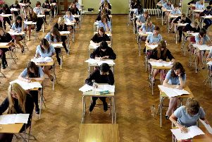 A-level results are released this week. Picture: Chris Radburn/PA Wire