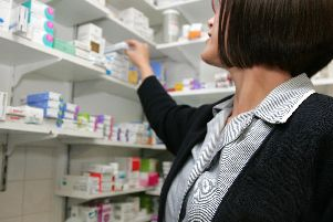Pharmacies will be able to treat some minor illnesses over the coming bank holiday weekend - with a 'network' set to stay open.