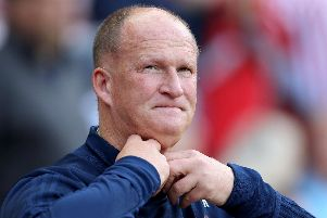 Blackpool boss Simon Grayson