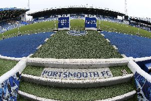 Pompey play hosts to Coventry tonight in League One Picture: Pete Norton/Getty Images