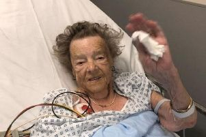 Betty Munroe died from 'broken heart syndrome' after her home was burgled two months ago.Picture: Northamptonshire Police/PA Wire