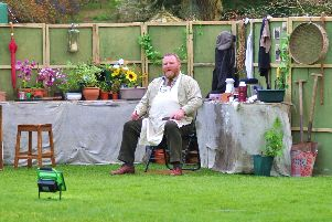 Old Herbaceous is being performed at Weald and Downland living museum as part of its Summer of Culture season, 2019 on Saturday, August 24
