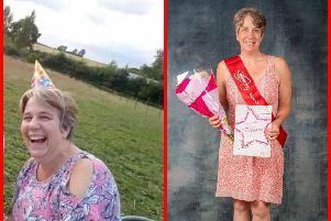 Emma Colson before (left) and after (right). EMN-190823-125027001