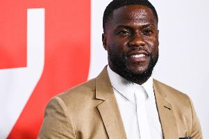 Kevin Hart has suffered 'major injuries' in a car crash. (Photo by James Gourley/Getty Images)