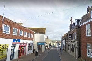 Newhaven High Street. Picture: Google Street View