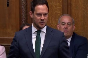 Stephen Morgan, Portsmouth South MP, has been left furious by the PM's response to his question.