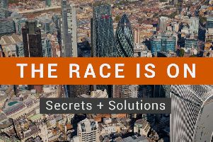 Film showing of The Race is On: Secrets and Solutions of Climate Change in Kenilworth next week
