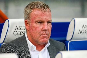 Kenny Jackett's Pompey first-team selection has so far been hampered by injury and form. Picture: Nigel Keene/ProSportsImages/PinP