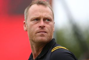 Newport County boss Michael Flynn