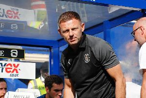 Hatters boss Graeme Jones