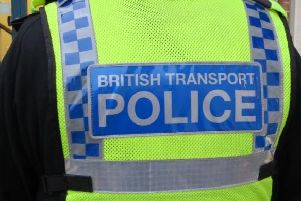 British Transport Police are not treating the woman's death as suspicious