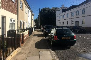 The new MD parking zone was implemented in Southsea this week