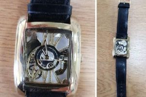Does this watch belong to you? Picture: Sussex Police
