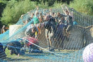 Tough Mudder event at Crawley 21.09.19 Pic Steve Robards SR23091901 SUS-190923-093201001