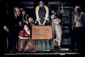 Bleak House by David Glass is at New Theatre Royal, Portsmouth, on September 26-8, 2019. Picture by Robert Golden