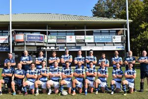 Chichester RFC's class of 2019-20 / Picture by Michael Clayden