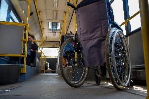 Disabled bus passengers can continue to use their concessionary bus passes in Portsmouth all day