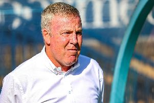 Pompey manager Kenny Jackett. Picture: Nigel Keene