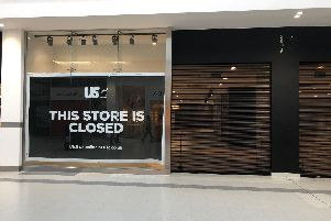 USC in Cascades Shopping Centre in Portsmouth has closed.