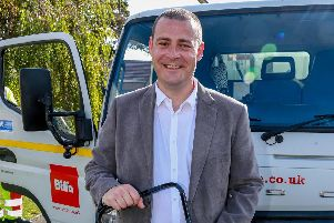Portsmouth City Council's cabinet member for environment Councillor Dave Ashmore. Picture: Portsmouth City Council
