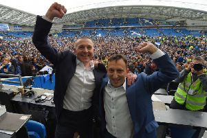Brighton and Hove Albion continue to enjoy growth off the pitch