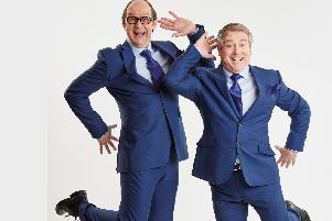 An Evening of Eric and Ern is at the Kings Theatre on October 5