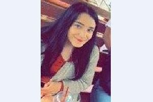 The 13-year-old, named only as 'Shay', was last seen on Monday at her home in Steyning, West Sussex. Police believe she may now be in the Southsea area of Portsmouth. 'Image: Hampshire police