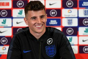 Mason Mount Picture: Ross Kinnaird/Getty Images