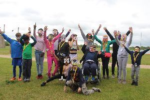 Havant-based children's charity Over The Wall will be taking on more children with serious illnesses than ever before for its 2020 camps