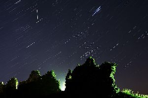A meteor shower will light up the skies tonight. Picture: Sergei Gapon /Getty Images