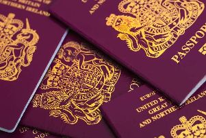 Government is advising people to check their passports ahead of Brexit