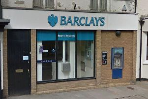 Barclays in Towcester will remain open until at least October 2021. Photo: Google