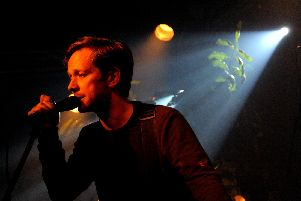 British Sea Power were at the Wedgewood Rooms, Southsea. Picture: Paul Windsor