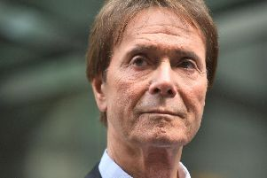 Sir Cliff Richard has announced a new UK tour. Picture: Victoria Jones/PA Wire