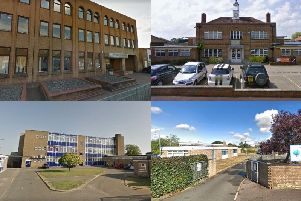 These are the ratings of every secondary school in Bedford following inspections by Ofsted
