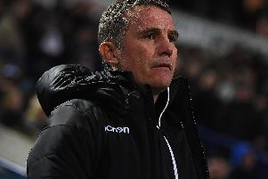 Phil Parkinson is reportedly closing in on becoming Sunderland manager. Picture: Gareth Copley/Getty Images