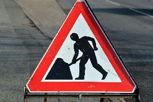Roadworks will be carried out at three major junctions in the city
