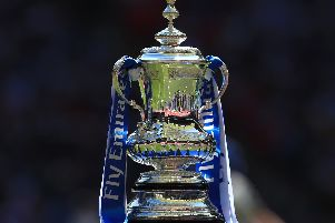 The FA Cup trophy. Picture: Mike Egerton/ PA Images