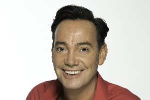 Craig Revel Horwood is coming to Portsmouth for his debut solo tour. Picture: Neil Genower