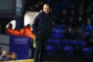 Kenny Jackett was delighted with his side's endeavour after a 1-0 victory over Lincoln tonight. Picture: Joe Pepler