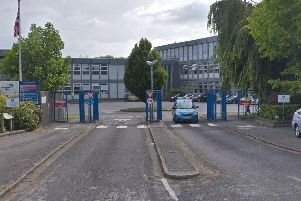 Portsmouth Water's current headquarters in West Street, Havant. Picture: Google Street View